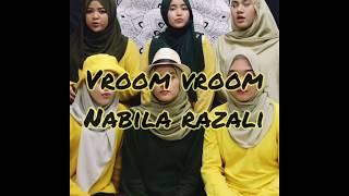 Gambar cover ACAPELLA Vroom Vroom - Nabila Razali  ( Bahiyya Haneesa )