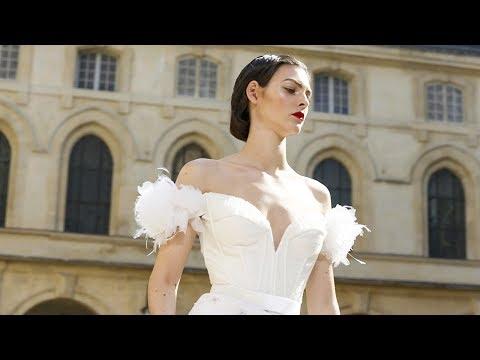 Ulyana Sergeenko   Haute Couture Fall Winter 2017/2018 Full Show   Exclusive