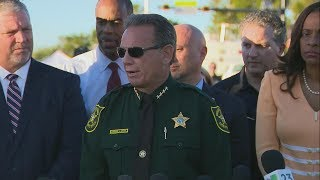 Florida school shooting: Broward County Sheriff gives update  | ABC News