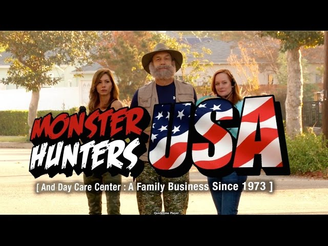 Episode 02 | Monster Hunters USA (And Daycare Center)