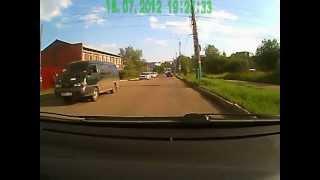 Путешествие по городу Черемхово Иркутской области
