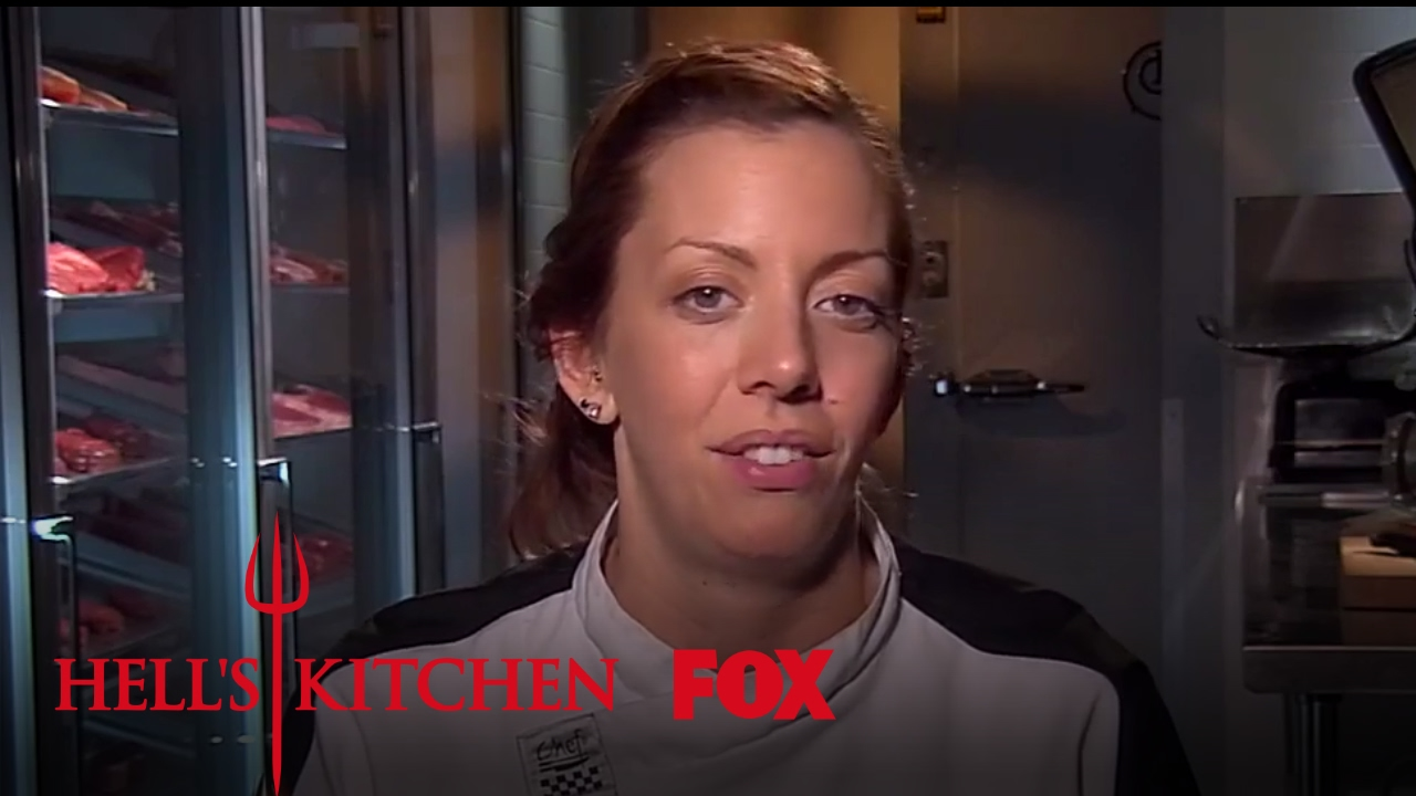 Heidi runs the pass season 16 ep 15 hell 39 s kitchen for Watch hell s kitchen season 16