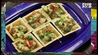 Garlic Pepper Brocoli | Turban Tadka | Chef Harpal Singh | FoodFood