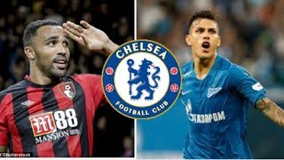 Chelsea set to  bid £50m for Callum Wilson ?!! || Chelsea to sign both Barella and Parades!
