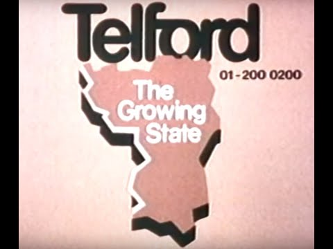 Telford advert 1984