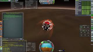 Kerbal Space Program with RO - Falcon Heavy Sends Roadster to Mars