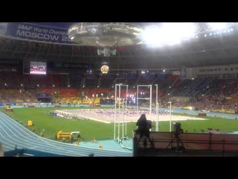 IAAF Moscow2013