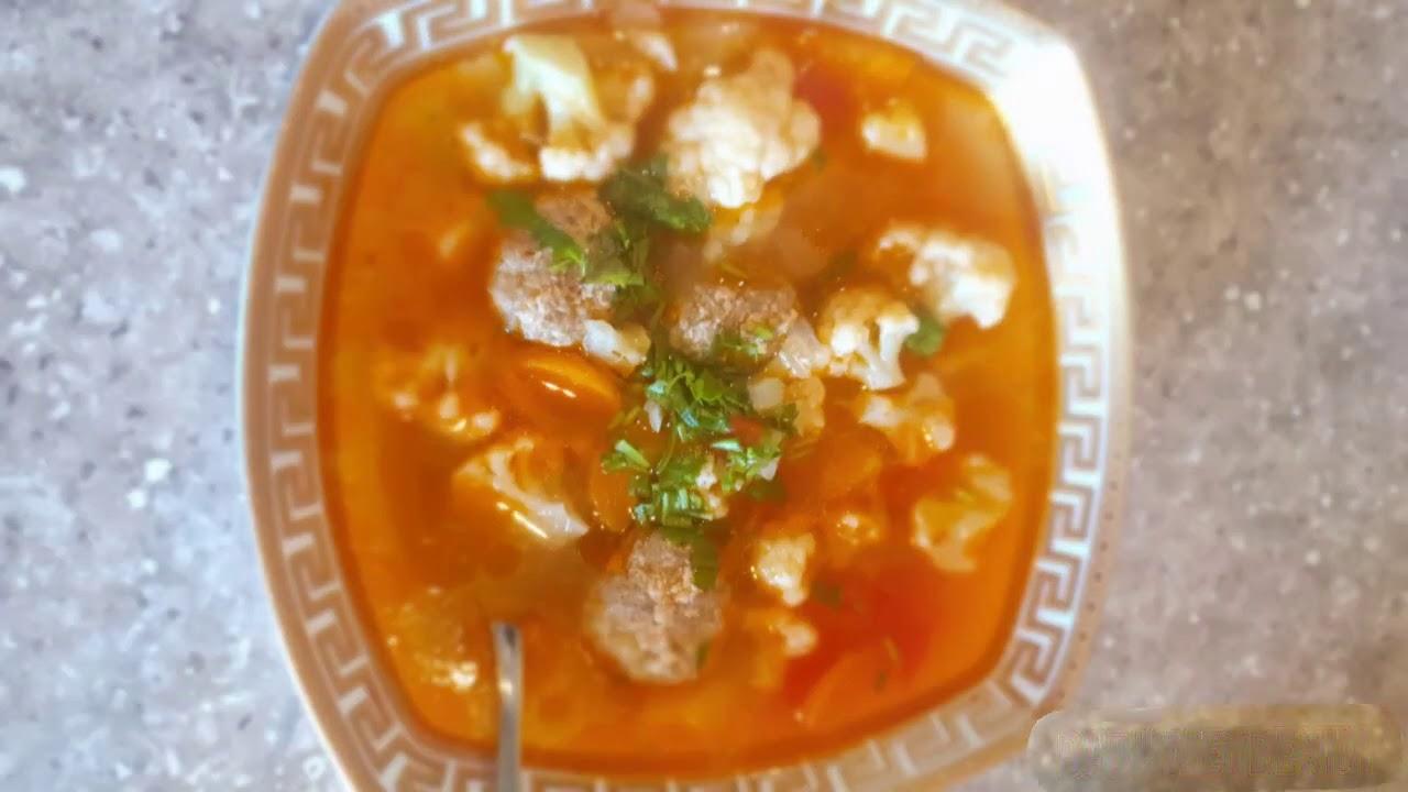 Gül kelemi şorbasının hazırlanması #gülkelemi #çorba