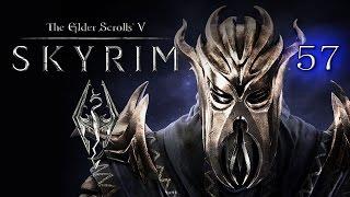 Skyrim бой с Мираком на легендарной Dragonborn ч.57
