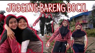 #PVLOG  JOGGING BARENG BOCIL #02