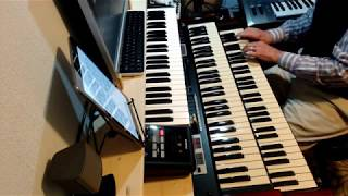 triste - Hammond Organ  Band In A Box