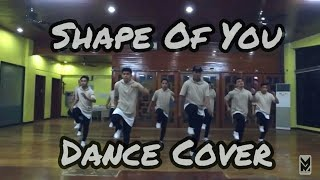 Mastermind | Dance Cover | Shape Of You by Ed Sheeran