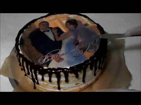 Бисквитный торт с фруктовой начинкой I АНОНС