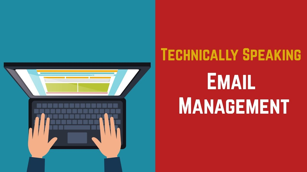Technically Speaking - Episode 1 (Email Management) Video Preview