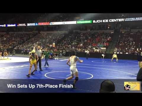 CIF State Wrestling Championship At Bakersfield