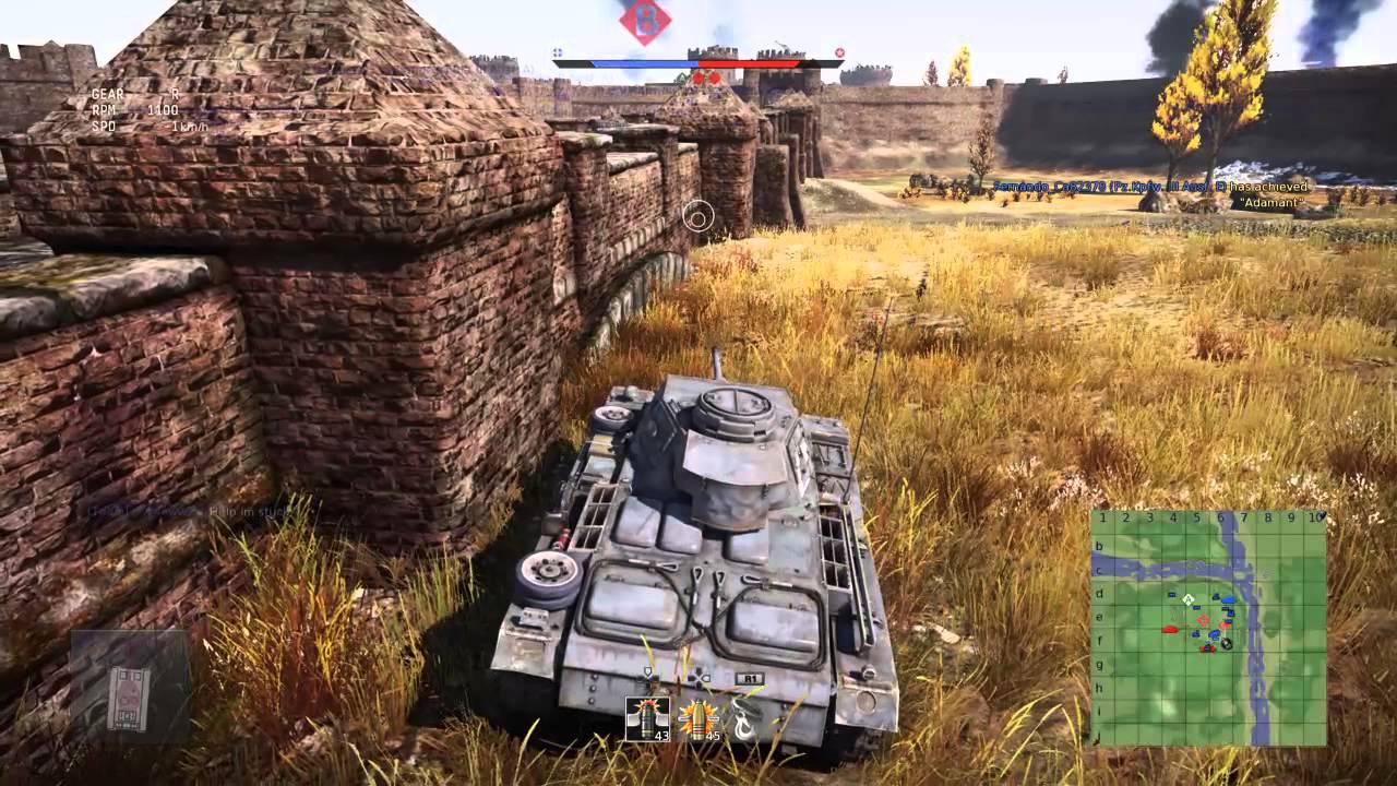War Thunder gameplay 16 - YouTube
