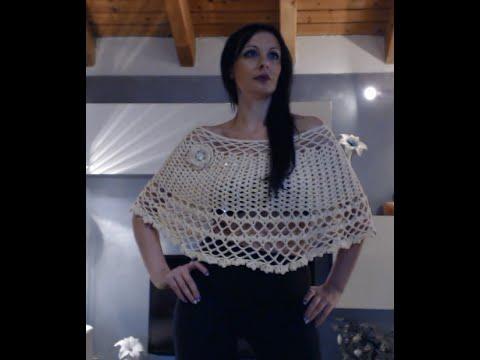 Mantellina Elegantissima Alluncinetto 2 Di 2 Youtube