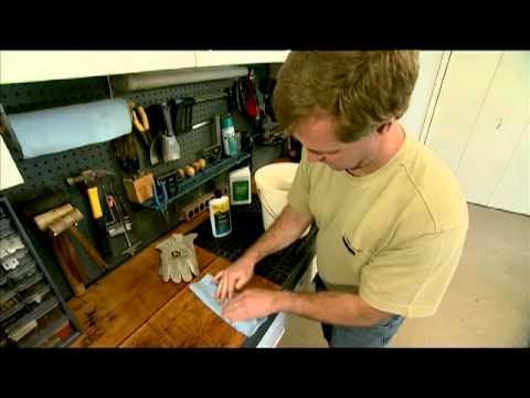 How to Change a Lawn Mower Air Filter -- John Deere