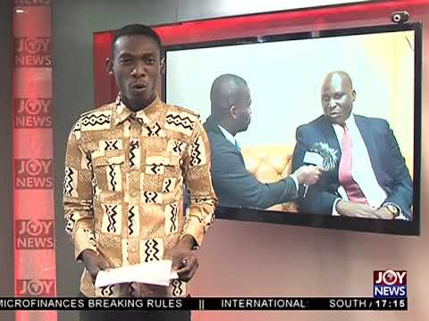 Travelling for jobs abroad - Business Live on JoyNews (20-4-18)
