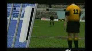 Rugby 2004 PlayStation 2 Gameplay - Gameplay Footage
