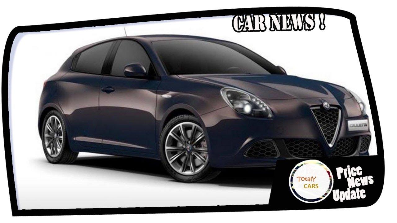 Stelvio Alfa Romeo Price >> HOT NEWS!!!2020 Alfa Romeo Giulietta Price & Spec - YouTube