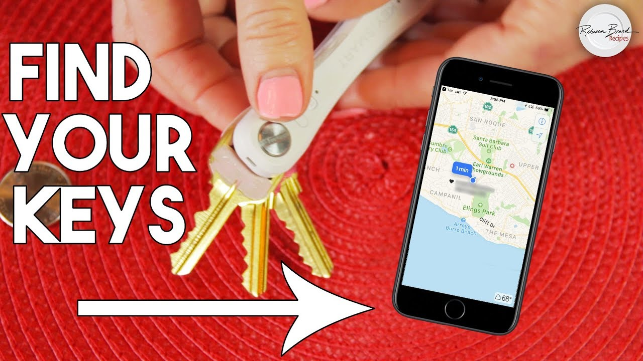 How to Find Your Keys OR Phone - They talk! | Keysmart ...