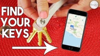 How to Find Your Keys OR Phone - They talk! | Keysmart - Tile Technology for Keys