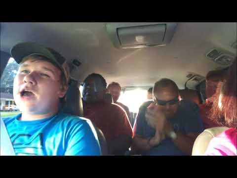 Blackwater Rhythm & Blues carpool karaoke