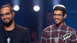 ישראל 4 The Voice: בניה ברבי - הכוכב של מחוז גוש דן\עמי נגר - שובי אלי