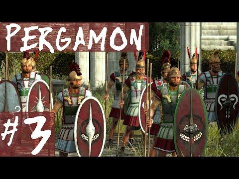 Total War Rome 2 : Black Sea Colonies : Pergamon 3