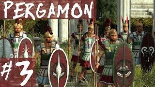 Total War Rome 2 : Black Sea Colonies : Pergamon 3