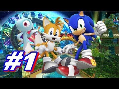 ¡Sonic Colors!   Fangame 2D