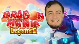 Ejderhanı Nasıl Büyütürsün?  - Dragon Mania Legends