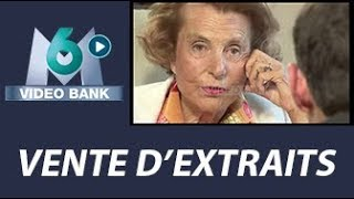 Extrait BtoB // Interview de Liliane Bettencourt par Fogiel (Face à l'actu - 2011)