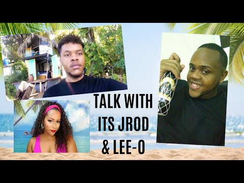 Chat W/ Its Jrod & Lee-O | Similarites Btw Dominicans & Southern Black Americans | Experiences In DR