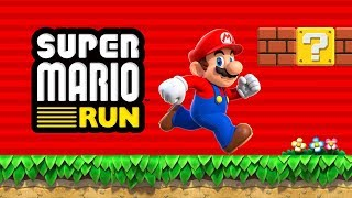 Super Mario Run   ¡Comencemos !