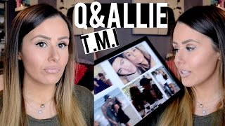 MY NEW SHOW!?, GETTING LIP INJECTIONS, I WOULD VOTE FOR DONALD TRUMP? {Q&ALLIE}