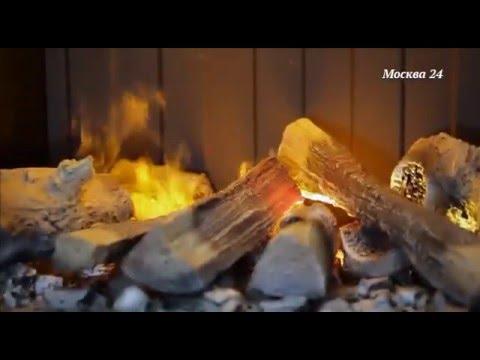 Камины Dimplex в программе «Простые решения» на телеканале «Москва 24»