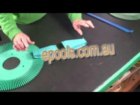 Epools - Kreepy Krauly Pool Cleaner Repair Guide Part 2