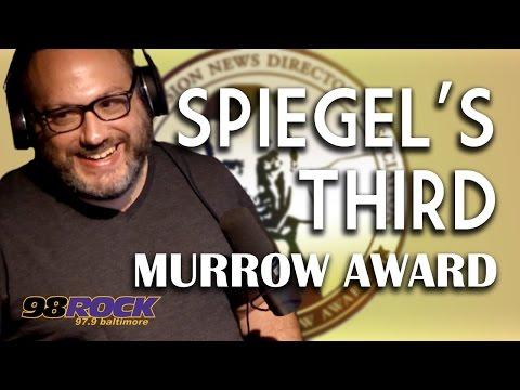 Three Time Murrow Award Winner Josh Spiegel