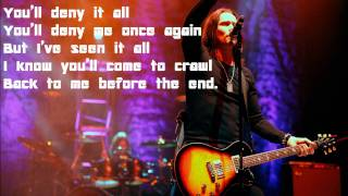 Still Remains by Alter Bridge Lyrics