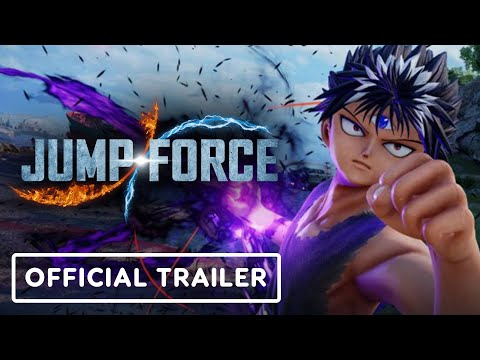 Jump Force - Official Hiei Gameplay Trailer