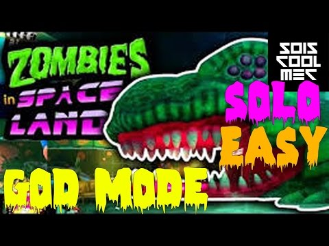 God Mode! Invincible! Solo/Multi! New Glitch Spaceland! After Patch! CoD IW Zombie!