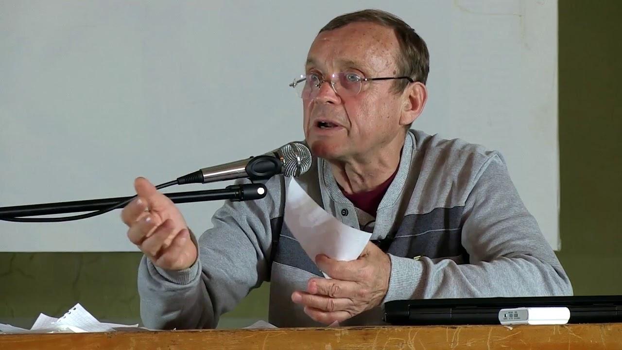 В.А. Ефимов: Ответы на вопросы участников трезвеннической школы слёта