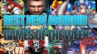 Best New Free Android Games of the Week #43