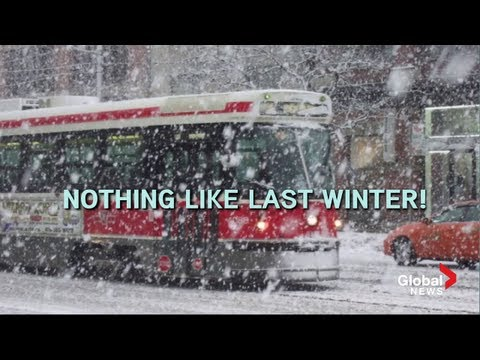 2012 Winter Weather Forecast For Ontario And Canada