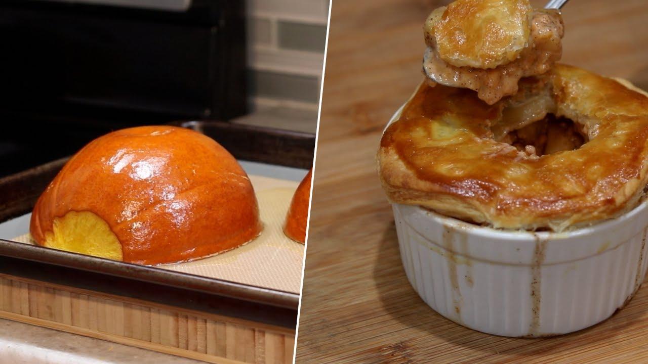 How To Make an Amazing Pumpkin Spice Pot Pie