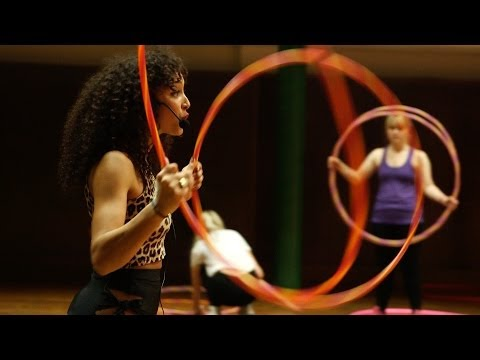 Marawa the Amazing, the Hoola-Hooping Queen of Hoxton - Londoner #1