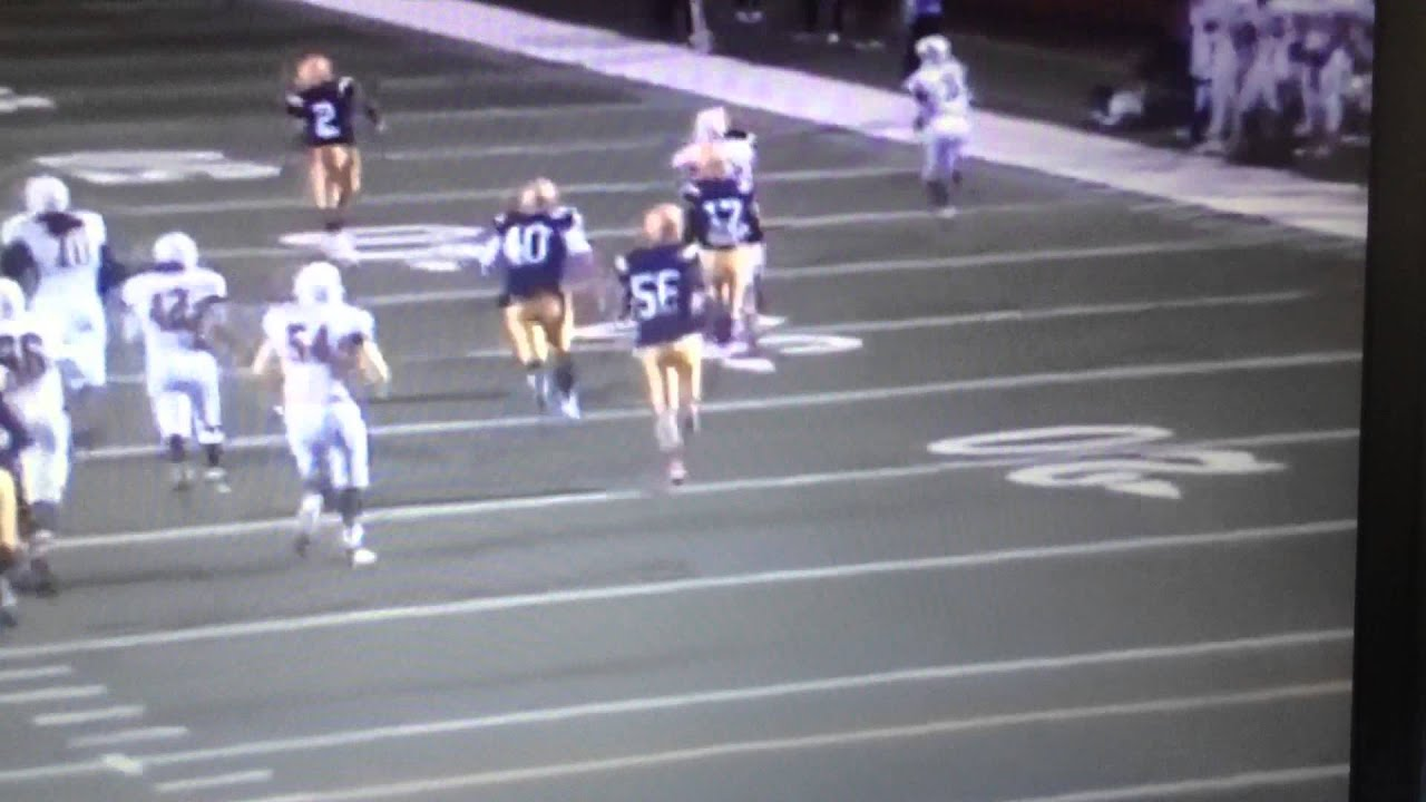 Tyreek Hill Rushing Touchdown Garden City Community College Via