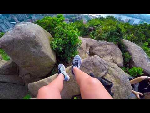 Hong Kong Braemar Hill - Stunning viewpoint!